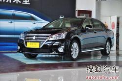 [吉林]丰田皇冠最高优惠2万元 少量现车