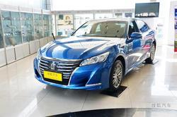 [郑州]丰田皇冠最高降价2.5万元  现车充足