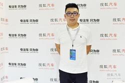 搜狐成都车展专访捷龙集团李少君先生