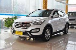 北京现代新胜达优惠2.3万 最低售19.68万