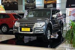 [杭州]三菱帕杰罗最高优惠4.8万 有现车