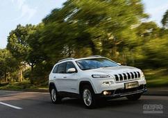 全新Jeep自由光深圳站优越上市