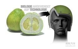 仿生学 宝马研发出创新材料用于安全防护