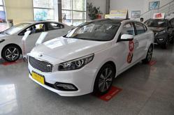 [天津]起亚K4现车供应购车综合优惠1.9万