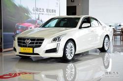 [重庆]凯迪拉克CTS现金优惠6万 少量现车