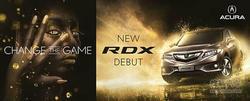 讴歌2016款RDX上市盛典邀您品鉴