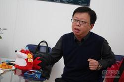 搜狐汽车专访:东昌沃尔沃老总黄晓浩先生