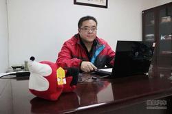 搜狐新春高端访谈:庞大海星总经理王志刚