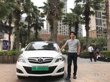 深圳启用专用号牌 绿色风景惊艳街头