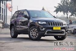 Jeep大切诺基3.0L柴油版 将于4月9日上市