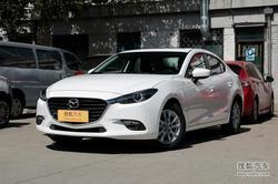 [杭州]马自达昂克赛拉:优惠1万 少量现车