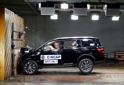 传祺GS8获C-NCAP中大型SUV最高分