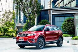 同比增长30%吉利汽车8月销量达12.55万辆