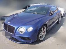 宾利双雄齐聚前海骏萃 GT V8S及飞驰 V8均已到店