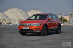 [西安]大众途观L最低22.38万起 现车在售