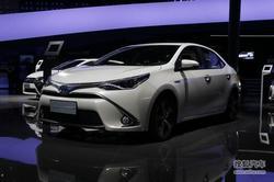 [武汉]丰田雷凌双擎最高降0.6万现车充足