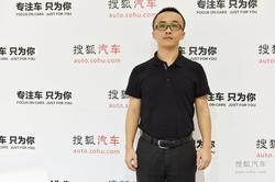 搜狐专访比亚迪成都大区大区经理王东旭