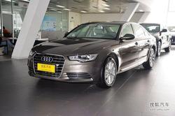 [银川]一汽奥迪A6L最高优惠4万元现车充足