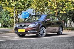 [武汉]吉利远景最高优惠2000元 现车充足
