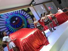 全新一代唐 元EV360亮相昆明6月国际车展