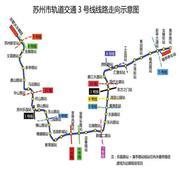 轨交3号线正式开工2019年12月通车试运营