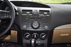 马自达3星骋1.6L 自动精英型中控台图片