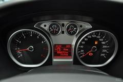 福特福克斯两厢1.8L 手动 舒适型仪表板图片