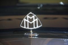 迈巴赫 62 实拍 其它 图片