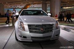 凯迪拉克 CTS Coupe 实拍 其它 图片