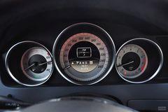 奔驰C级旅行C200 豪华运动旅行版仪表板图片