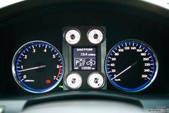雷克萨斯LX570仪表板图片