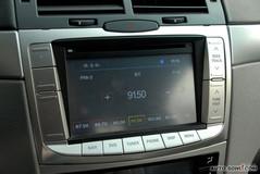 瑞麒G52.0TCI 手动 尊贵型中控台图片