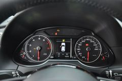 奥迪Q5(进口)45 TFSI quattro 运动款仪表板图片