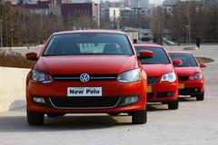 大众 Polo两厢 实拍 评测 图片