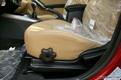 起亚福瑞迪1.6L GLS 手动座椅调节图片