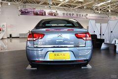 雪铁龙世嘉三厢1.6L 自动 时尚型(冠军版)正后图片