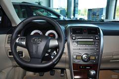 丰田卡罗拉2.0L GLX 手动中控台图片