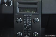 沃尔沃S402.5 T5 R-Design 中控台图片