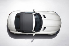 奔驰 SLS AMG 实拍 官方 图片