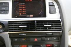 奥迪A6L2.4L 舒适型仪表板图片