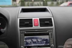 帝豪EC71.8L 手动 尊贵型中控台图片