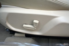 福特蒙迪欧致胜2.3L 手自一体 至尊型座椅调节图片
