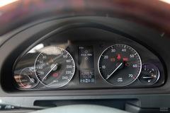奔驰G级G500仪表板图片