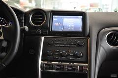 日产GT-R3.8L 美规旗舰版中控台图片
