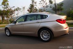 宝马 5系GT 实拍 评测 图片