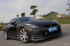 日产 GT-R 实拍 改装 图片