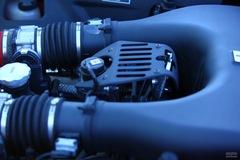 法拉利 458 Italia 实拍 底盘/动力 图片