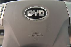 比亚迪G3数智版1.8L CVT 豪雅型方向盘图片