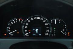 丰田皇冠V6 2.5 Royal 导航版仪表板图片