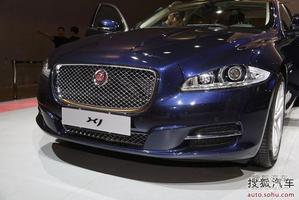 捷豹新款XJ推9款车型 售价89.8-142.8万